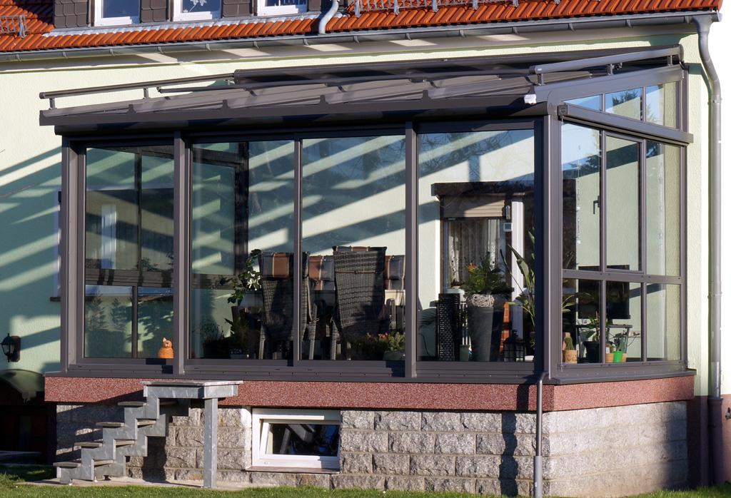 Sehr Kaltwintergärten - Wintergarten Kuhnert Glasbau Dresden GL13
